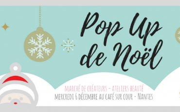 POP UP NIGHT #3 : Edition de Noël !