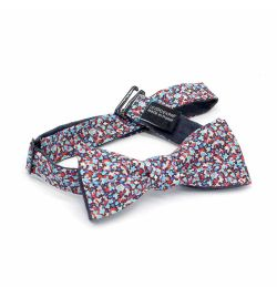 Noeud papillon Liberty Pepper J - Le Coq en Pap'