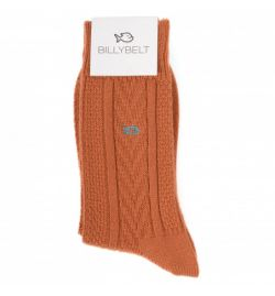 Chaussettes en laine fauve - Billy Belt