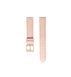 Bracelet union / Buci cuir rose pâle - Charlie Watch